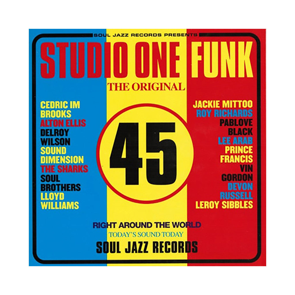 <!--120040101000393-->Various Artists - 'Studio One Funk' [CD]