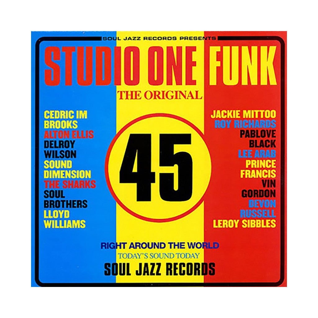 <!--120040101000250-->Various Artists - 'Studio One Funk' [(Black) Vinyl [2LP]]