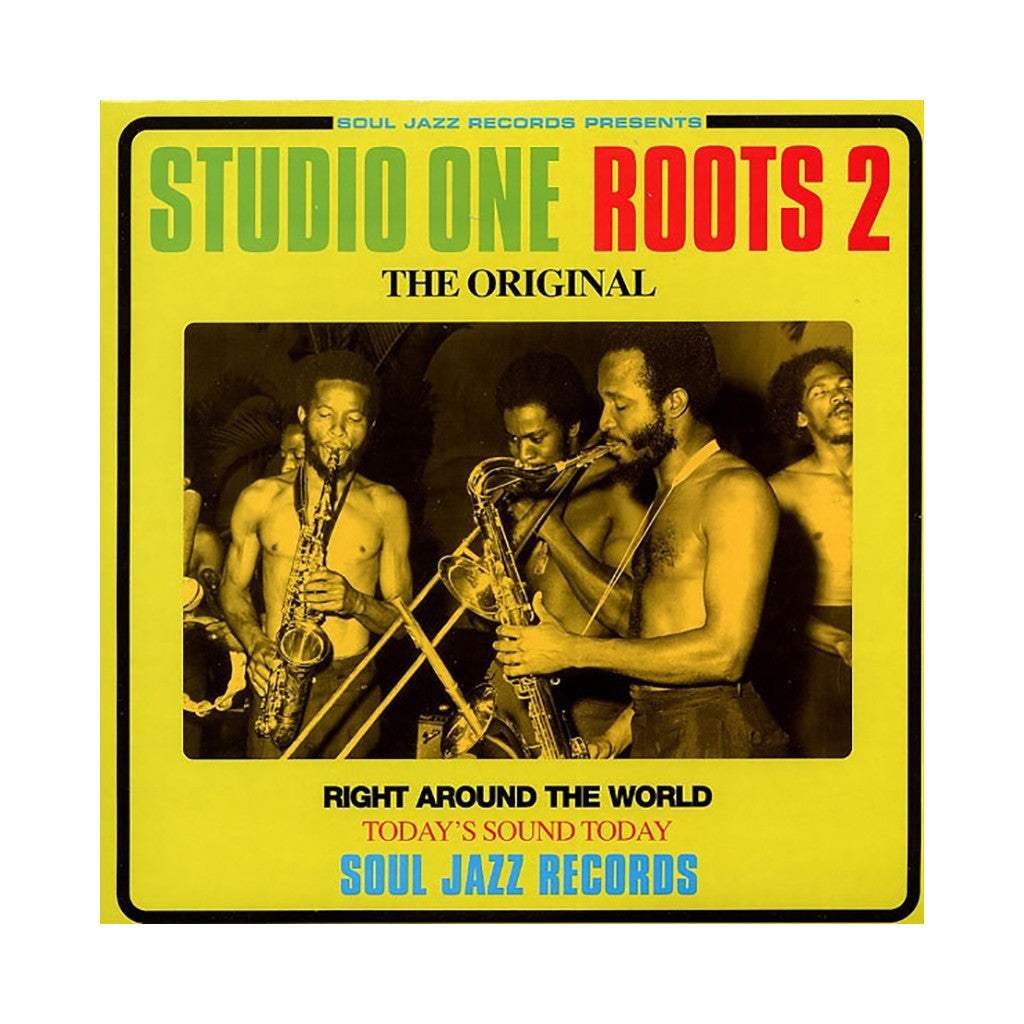 Various Artists - 'Studio One Roots Vol. 2' [CD]