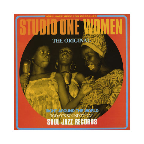 "[""Various Artists - 'Studio One Women' [(Black) Vinyl [2LP]]""]"