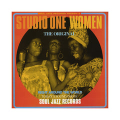 Various Artists - 'Studio One Women' [(Black) Vinyl [2LP]]