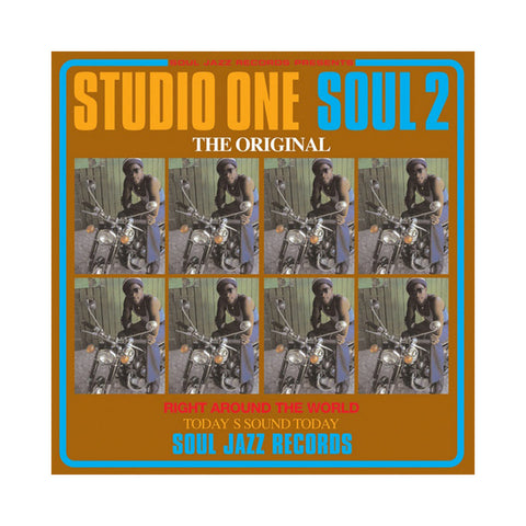Various Artists - 'Studio One Soul 2' [(Black) Vinyl [2LP]]