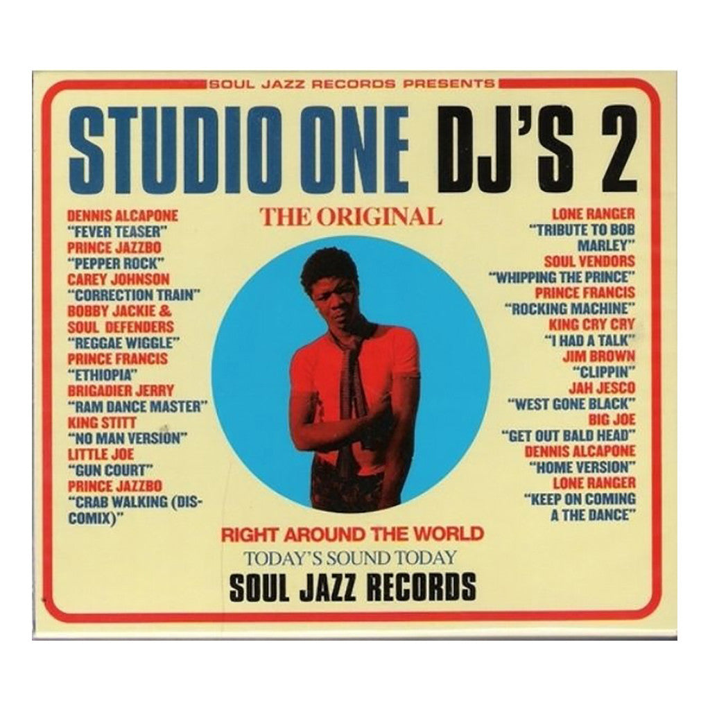 <!--120060101000395-->Various Artists - 'Studio One DJ's 2' [CD]