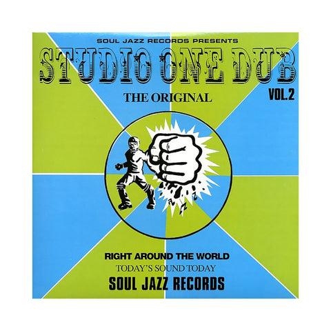 Various Artists - 'Studio One Dub Vol. 2' [(Black) Vinyl [2LP]]