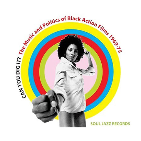 "[""Various Artists - 'Can You Dig It? The Music And Politics Of Black Action Films 1969-75' [CD [2CD]]""]"