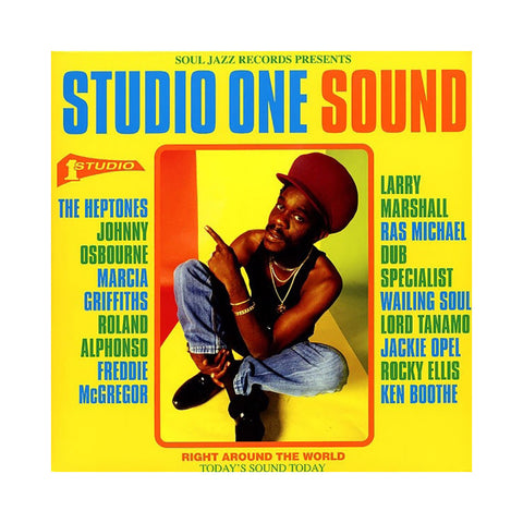 Various Artists - 'Studio One Sound' [(Black) Vinyl [2LP]]