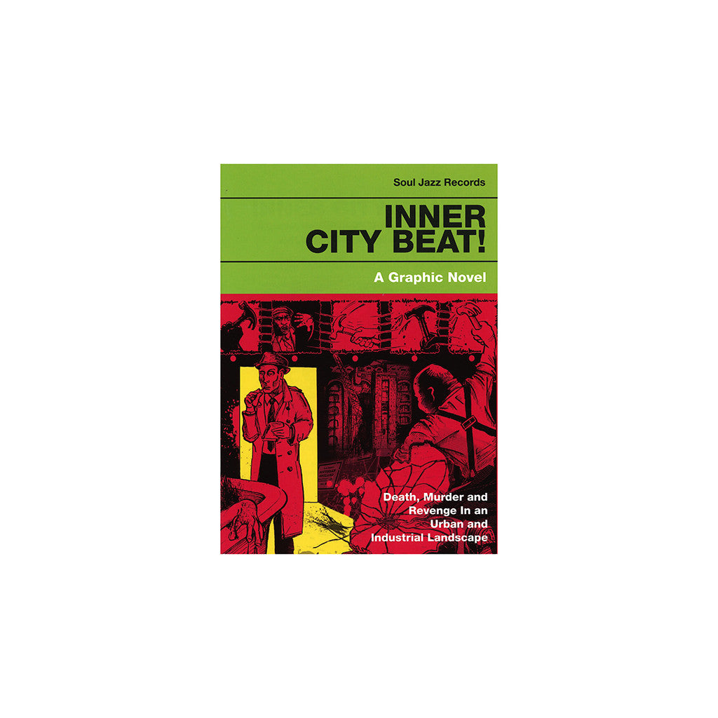 <!--120140311062321-->Various Artists - 'Inner City Beat! Detective Themes, Spy Music And Imaginary Thrillers' [(Black) Vinyl [2LP]]
