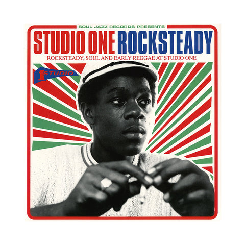 Various Artists - 'Studio One Rocksteady: Rocksteady, Soul And Early Reggae At Studio One' [(Black) Vinyl [2LP]]