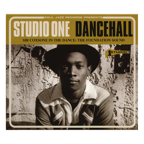 Various Artists - 'Studio One Dancehall: Sir Coxsone In The Dance - The Foundation Sound' [CD]
