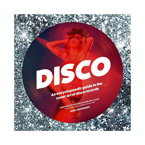 "[""Disco Patrick - 'DISCO: An Encyclopedic Guide To The Cover Art Of Disco Records' [Book]""]"