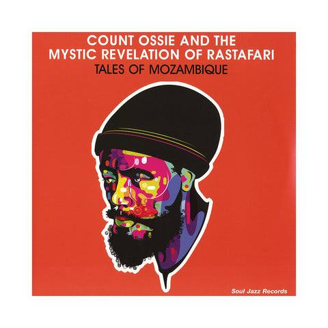 Count Ossie & The Mystic Revelation Of Rastafari - 'Tales Of Mozambique' [CD]