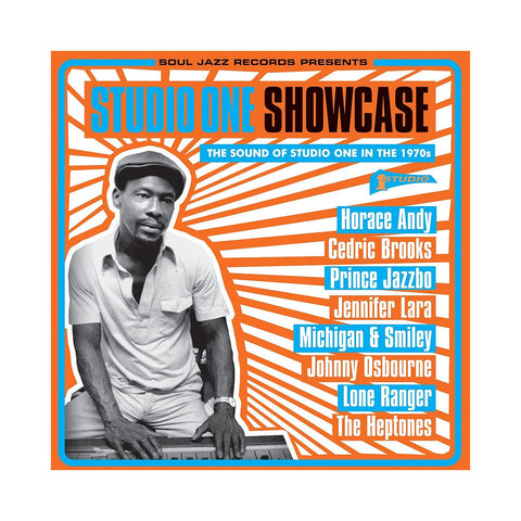 Various Artists - 'Studio One Showcase: The Sound Of Studio One In The 1970s' [CD]