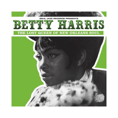Betty Harris - 'The Lost Queen Of New Orleans Soul' [CD]