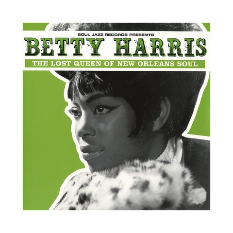 "[""Betty Harris - 'The Lost Queen Of New Orleans Soul' [(Black) Vinyl [2LP]]""]"