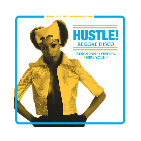 Various Artists - 'Hustle! Reggae Disco (Expanded Edition)' [CD]