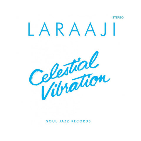 Laraaji - 'Celestial Vibration' [CD]