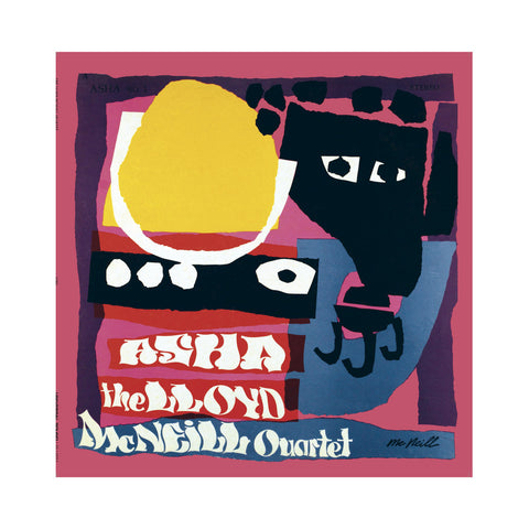 The Lloyd McNeill Quartet - 'Asha' [CD]