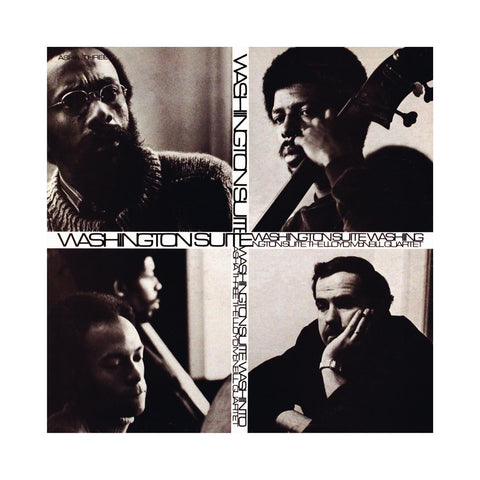 The Lloyd McNeill Quartet - 'Washington Suite' [(Black) Vinyl LP]