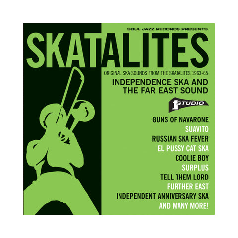 The Skatalites - 'Skatalites: Independence Ska and the Far East Sound' [(Black) Vinyl [2LP]]