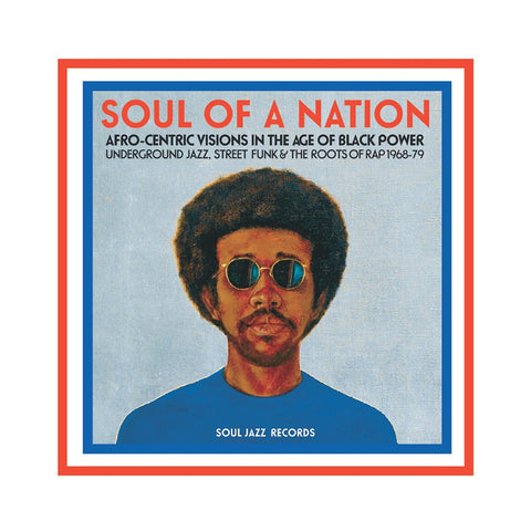 "[""Various Artists - 'Soul Of A Nation: Afro-Centric Visions In The Age Of Black Power' [(Black) Vinyl [2LP]]""]"