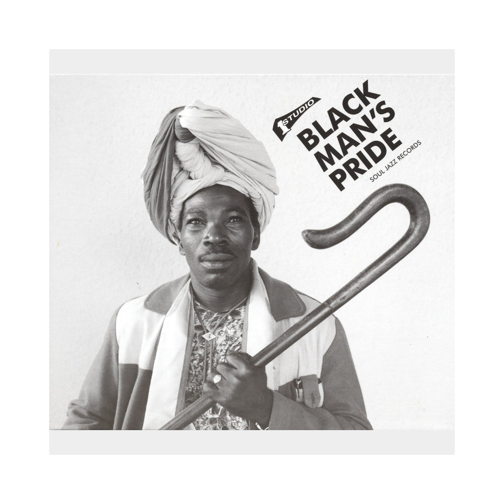 Various Artists - 'Studio One: Black Man's Pride' [CD]