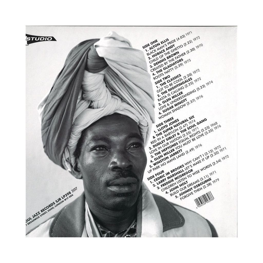 Various Artists - 'Studio One: Black Man's Pride' [(Black) Vinyl [2LP]]