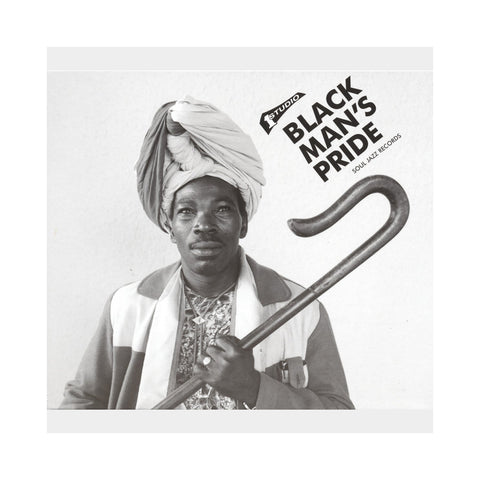 "[""Various Artists - 'Studio One: Black Man's Pride' [(Black) Vinyl [2LP]]""]"
