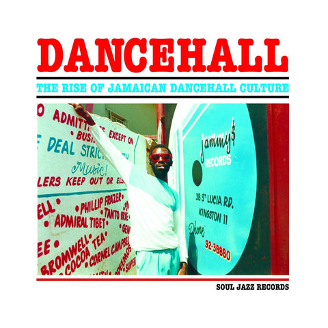 "[""Various Artists - 'Dancehall: The Rise Of Jamaican Dancehall Culture' [CD [2CD]]""]"