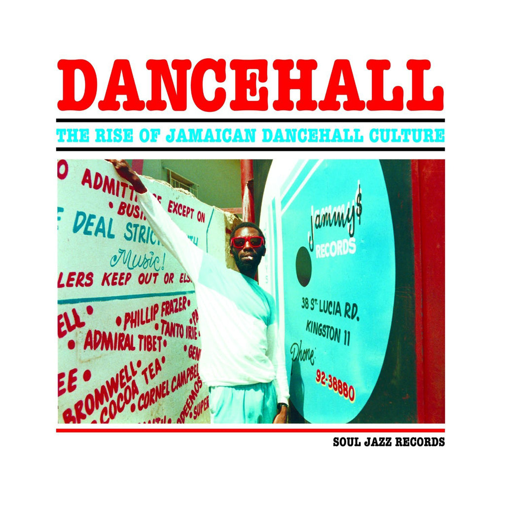 Various Artists - 'Dancehall: The Rise Of Jamaican Dancehall Culture' [(Black) Vinyl [3LP]]