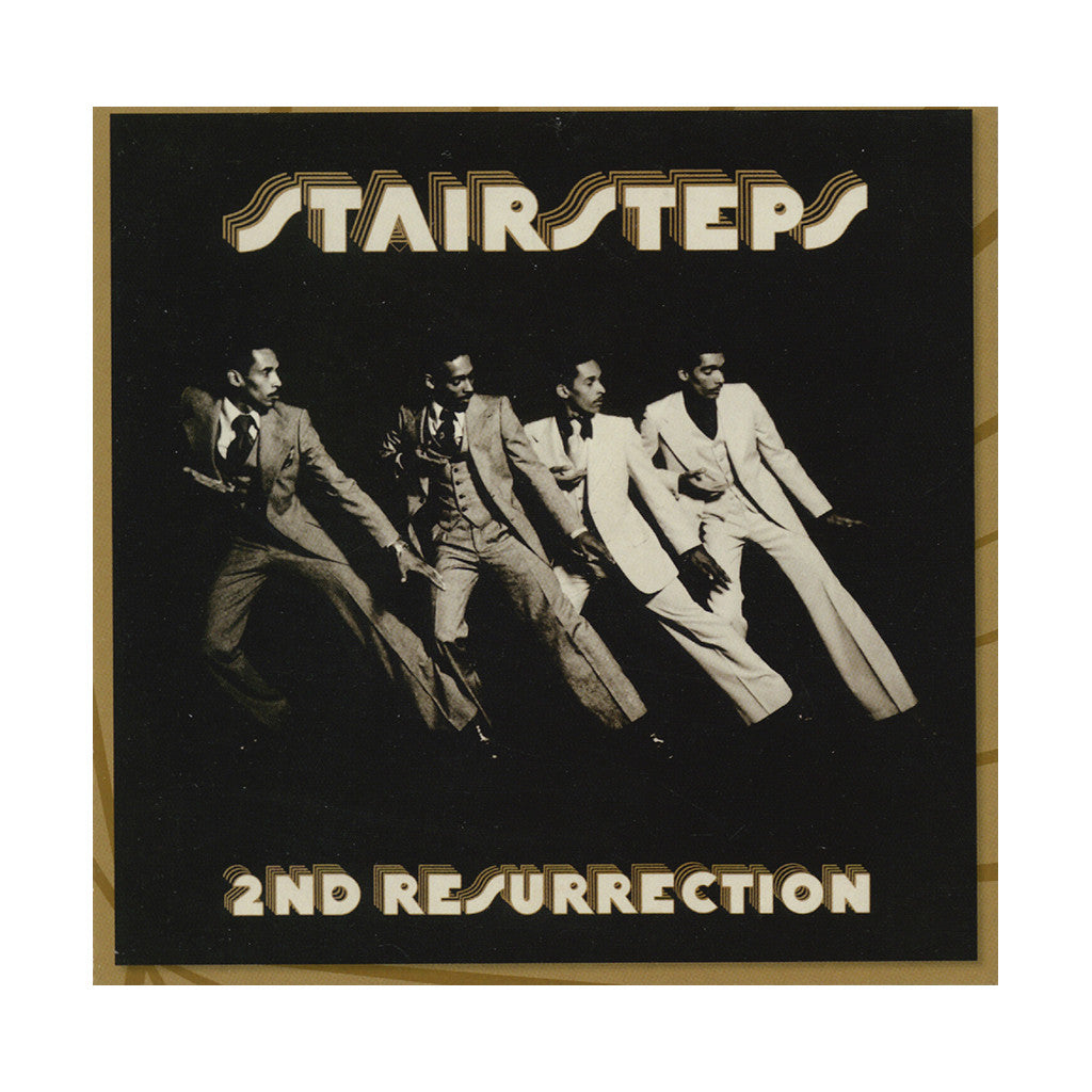 <!--020131112001046-->Stairsteps - '2nd Resurrection' [CD]