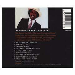 <!--120131112002793-->Johnnie Taylor - 'Best Of The Old And The New: The Complete Beverly Glen Music Sessions' [CD]
