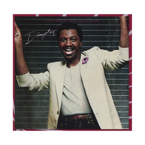 "[""Richard \""Dimples\"" Fields - 'Dimples' [CD]""]"