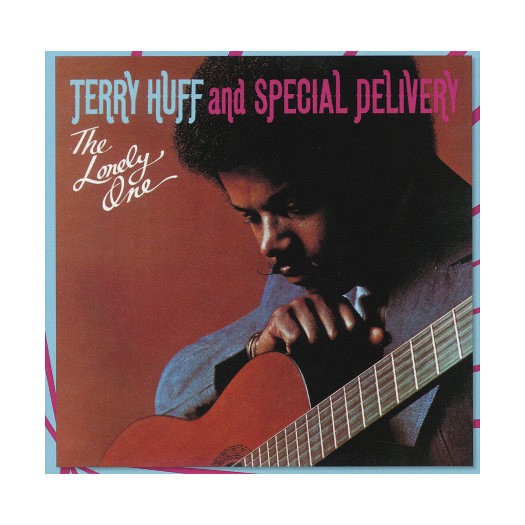 <!--120131112000922-->Terry Huff & Special Delivery - 'The Lonely One' [CD]