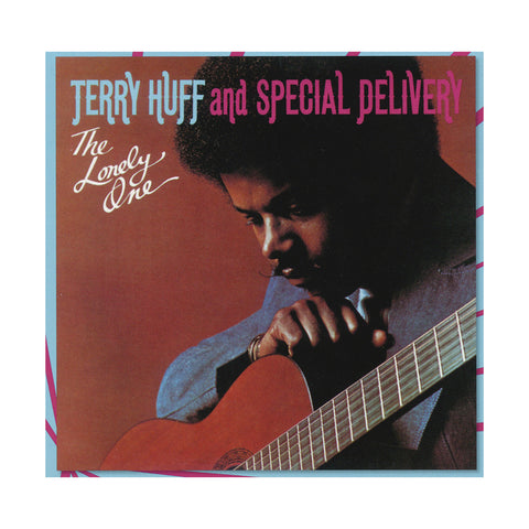 "[""Terry Huff & Special Delivery - 'The Lonely One' [CD]""]"