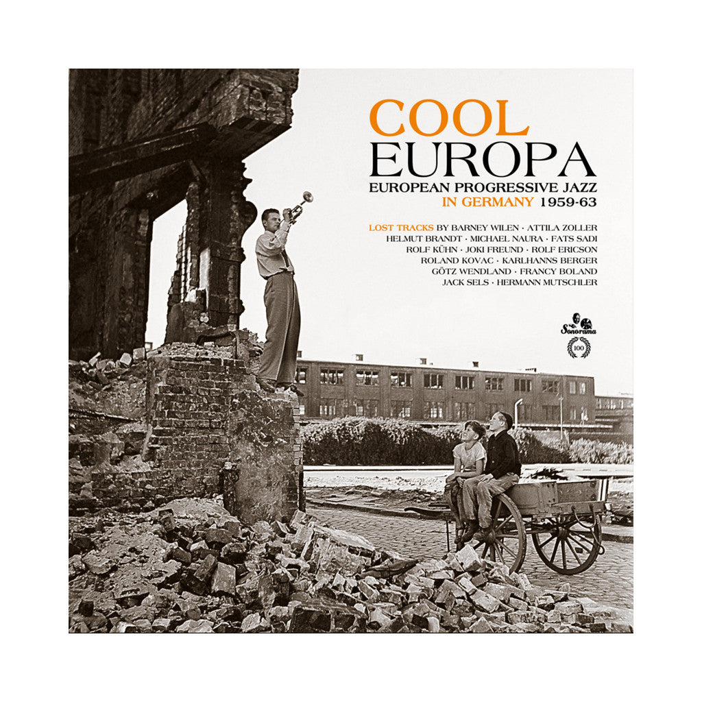 Various Artists - 'Cool Europa: European Progressive Jazz In Germany, 1959-1963' [CD]