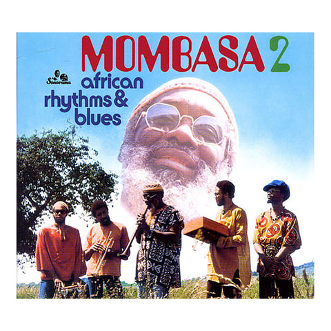"[""Mombasa - 'African Rhythms & Blues 2' [CD]""]"