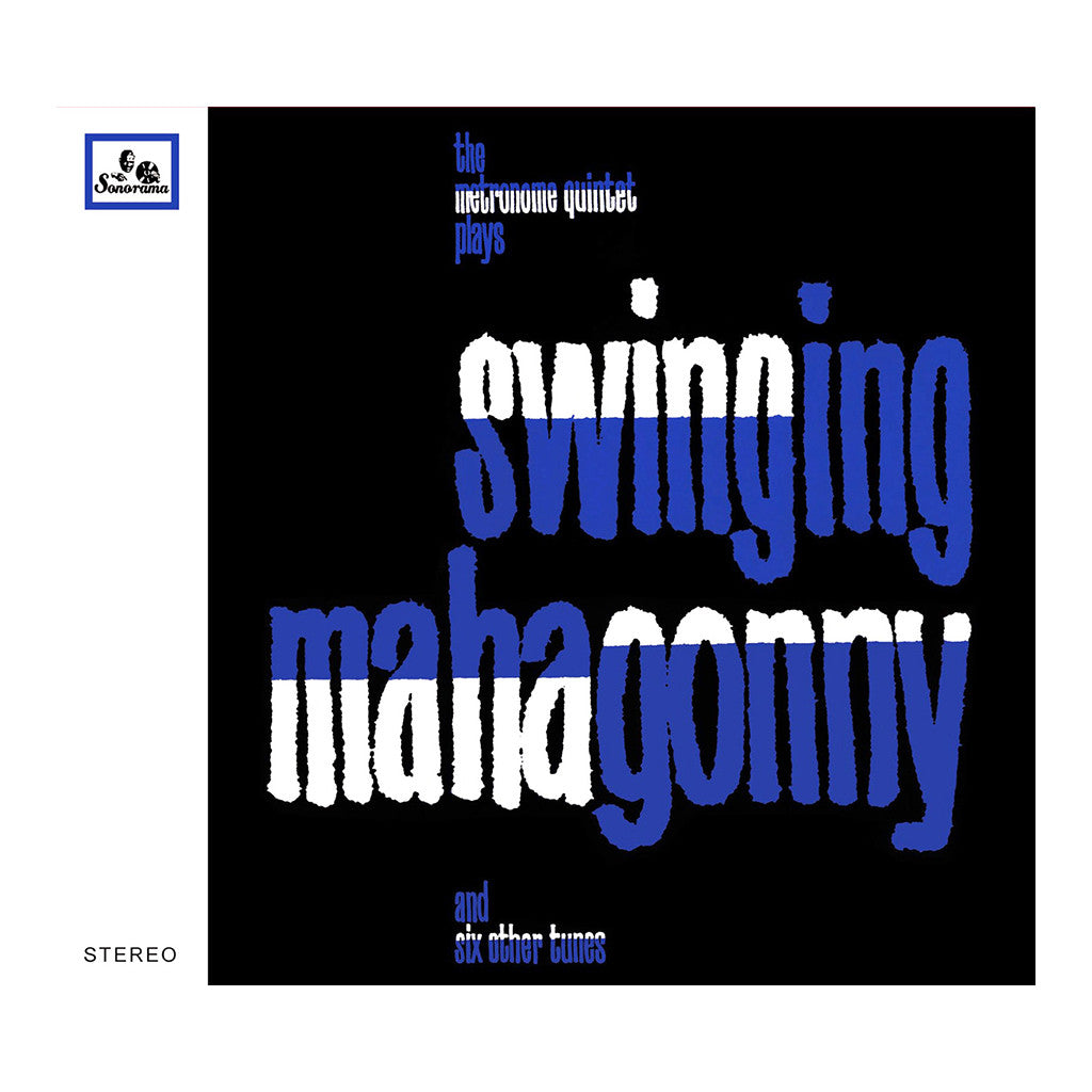 Metronome Quinteet - 'Plays Swinging Mahagonny' [CD]