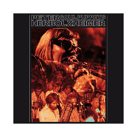 Peter Herbolzheimer - 'Soul Puppets- Unreleased Jazz Funk Library 1970-1975' [CD]