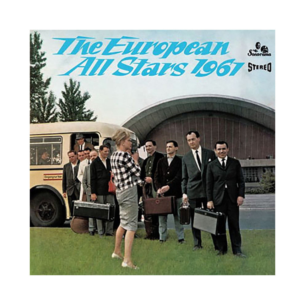 <!--120120626044365-->The European All Stars - '1961' [(Black) Vinyl LP]