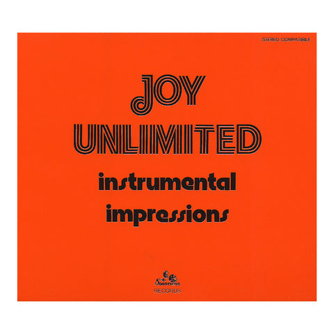 "[""Joy Unlimited - 'Instrumental Impressions' [CD]""]"
