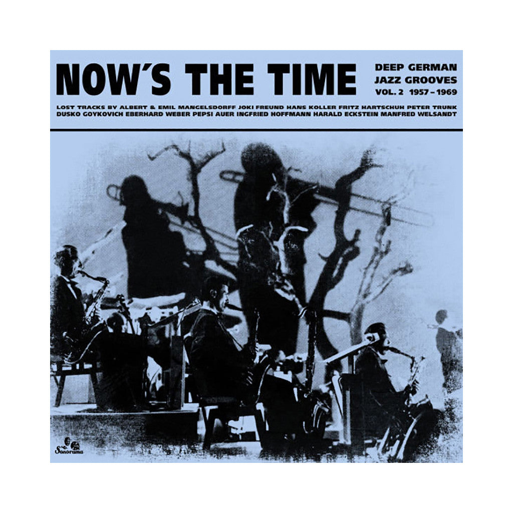 <!--120130122052554-->Various Artists - 'Now's The Time Vol. 2: Deep German Jazz Grooves 1957-1969' [CD]