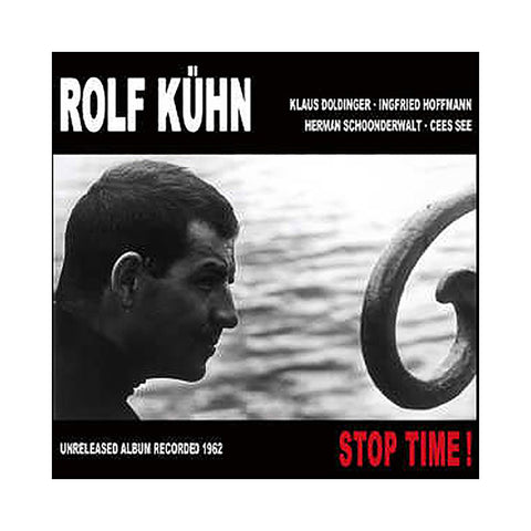 "[""Rolf Kuhn - 'Stop Time!' [CD]""]"