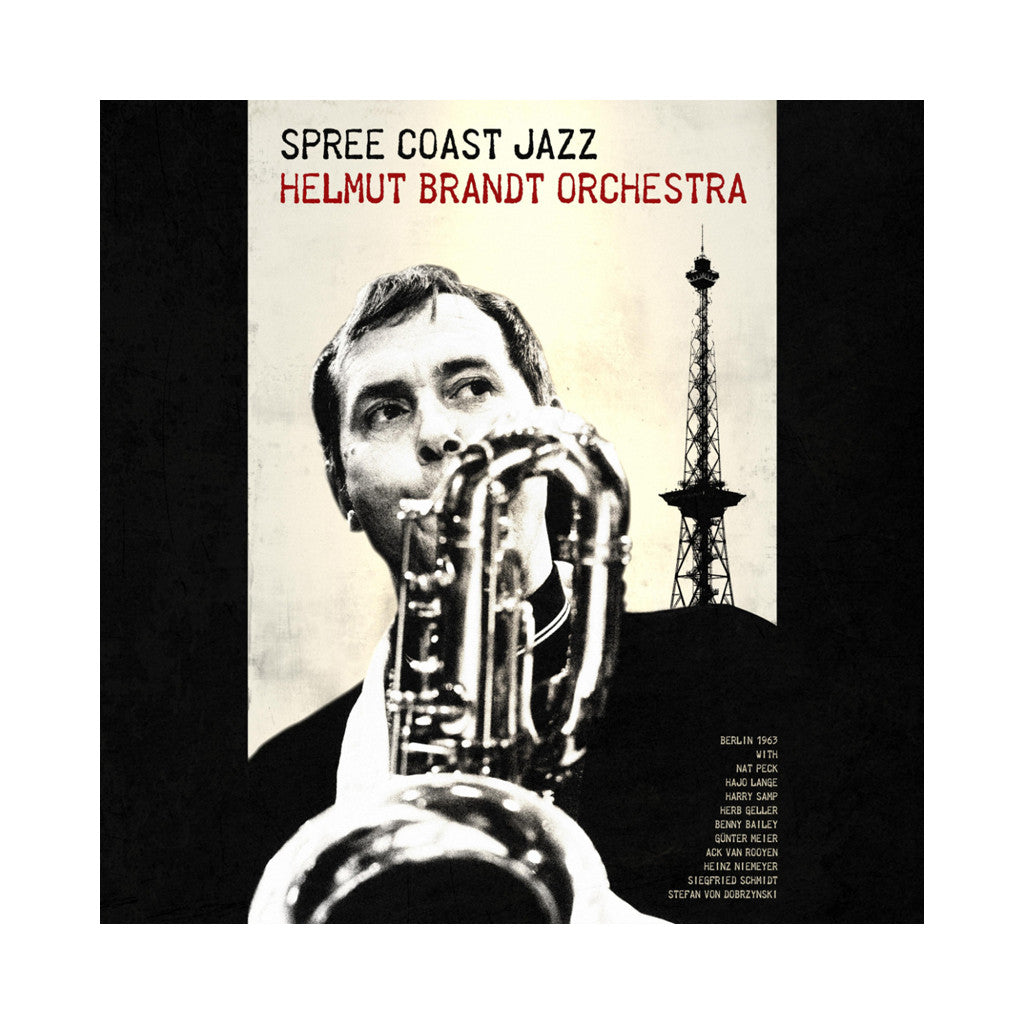Helmut Brandt Orchestra - 'Spree Coast Jazz' [(Black) Vinyl LP]