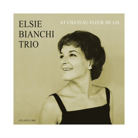 "[""Elsie Bianchi Trio - 'At Chateau Fleur De Lis' [(Black) Vinyl LP]""]"