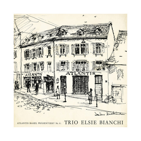 "[""Elsie Bianchi Trio - 'At Seiler's Atlantis' [(Black) Vinyl [10\""]]""]"