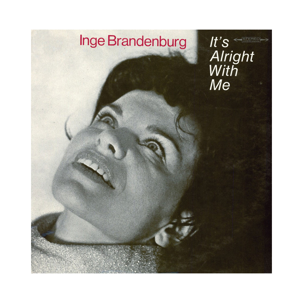 Inge Brandenburg - 'It's Alright With Me' [(Black) Vinyl LP]