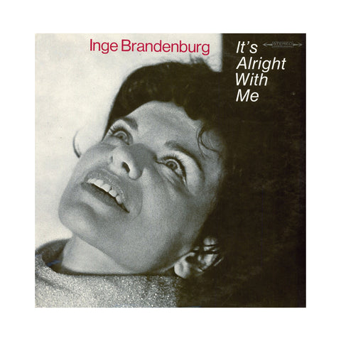 "[""Inge Brandenburg - 'It's Alright With Me' [(Black) Vinyl LP]""]"