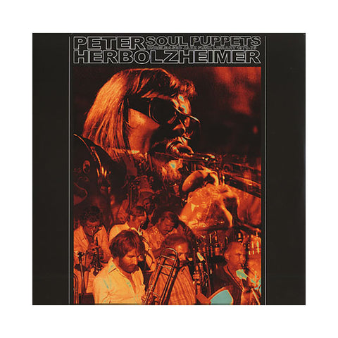 Peter Herbolzheimer - 'Soul Puppets- Unreleased Jazz Funk Library 1970-1975' [(Black) Vinyl LP]