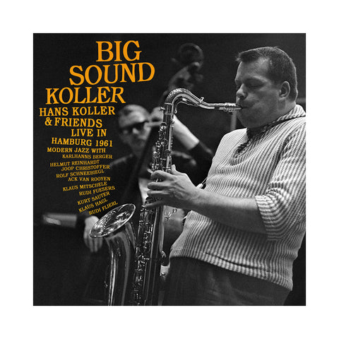 "[""Hans Koller - 'Big Sound Koller' [(Black) Vinyl LP]""]"