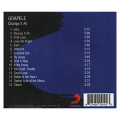<!--120120403006563-->Goapele - 'Change It All' [CD]